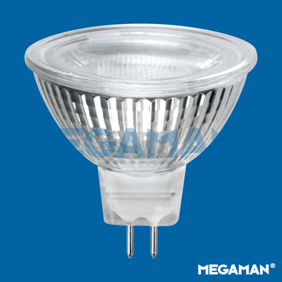 Megaman LED MR16 AC12V Series