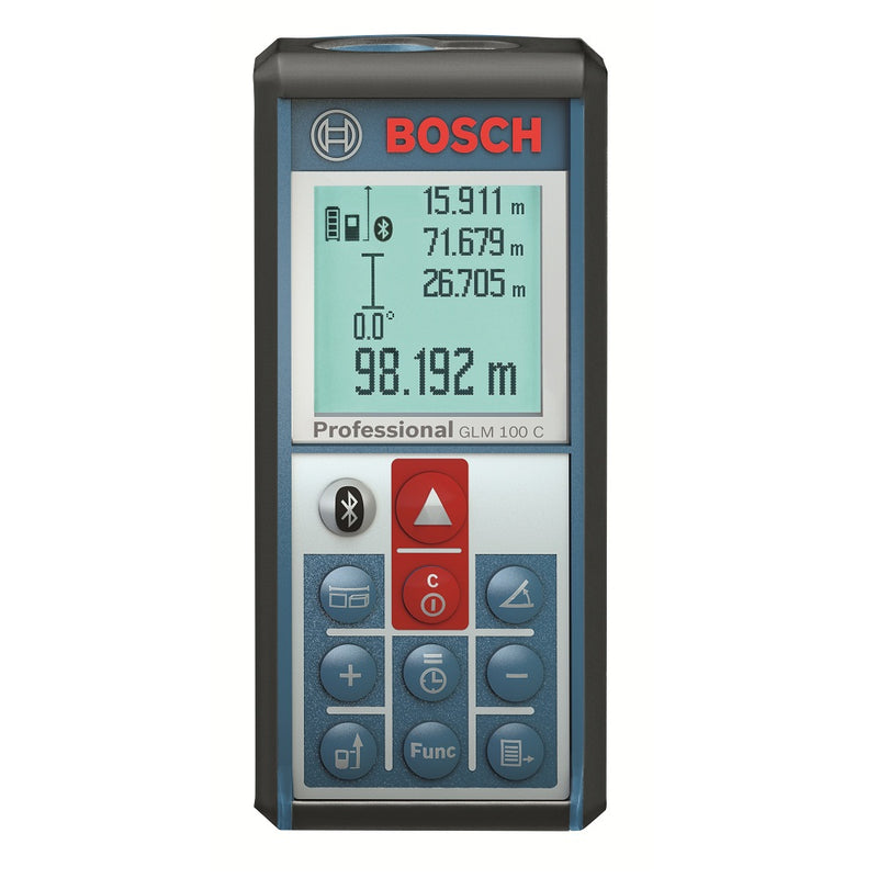 RENT - Bosch GLM 100 C Laser Range Finder