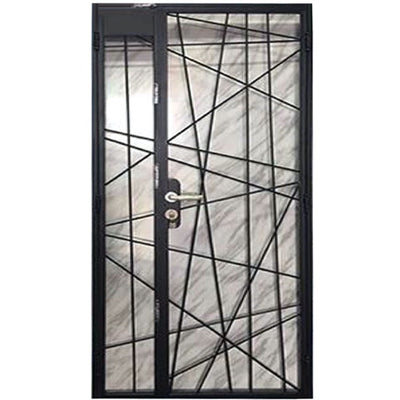 Modern Design Mild Steel Gate SMG-21 3FT*7FT