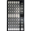 Modern Design Mild Steel Gate SMG-09 4FT*7FT