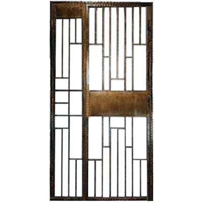 Wrought Iron Gate FP-504 4FT*7FT