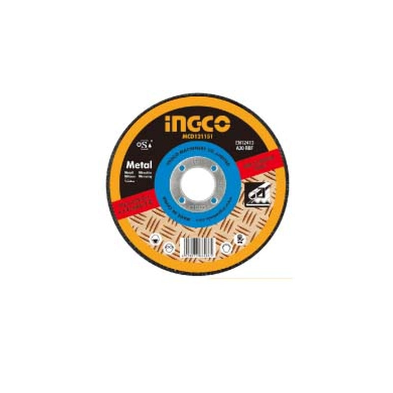 Ingco Abrasive Metal Cutting Disc Set 25Pcs