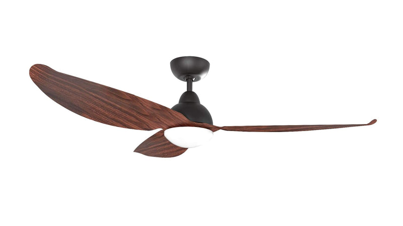 "Alaska Ceiling Fan Pearl II 56"" Wood Colour Duo Deal"