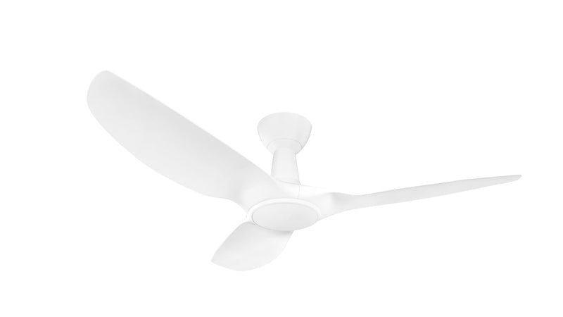 "Alaska Ceiling Fan Hawk 49"" White"
