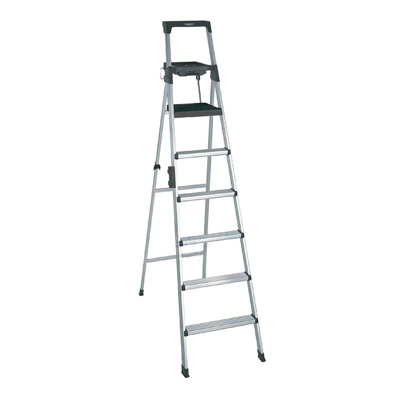 RENT - Cosco SL-5076 Signature Series 6-Step Aluminum Ladder