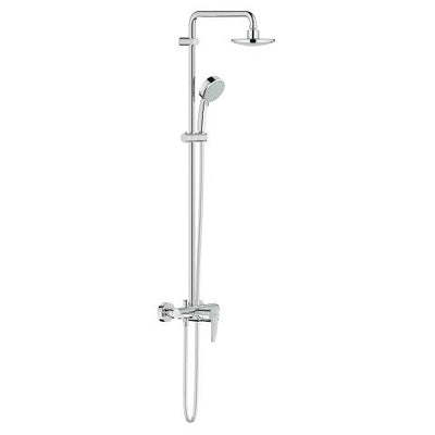 Photo of Grohe New Tempesta Cosmopolitan 160 Shower System With Mixer