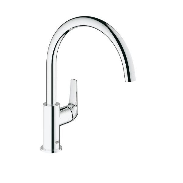 Grohe Bauflow Kitchen Sink Mixer