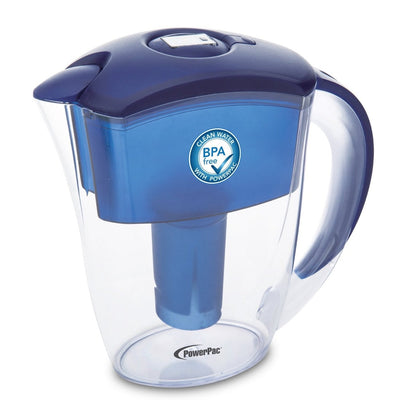 Photo of PowerPac Water Filter Pitcher BPA Free (PP1518)