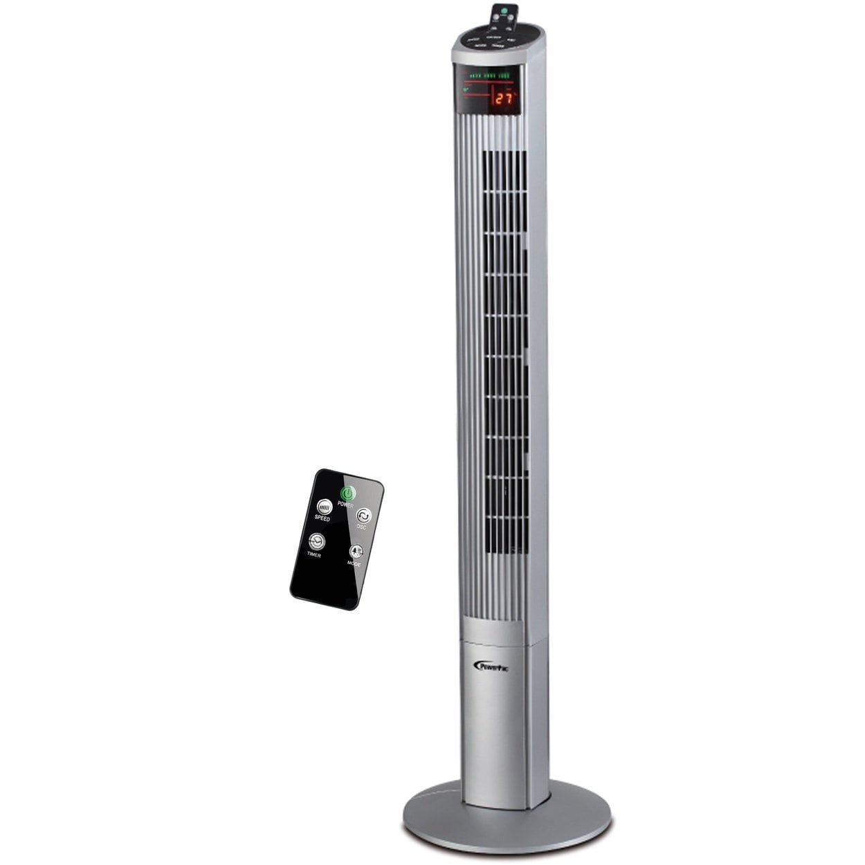 "PowerPac 46"" Tower Fan with Remote Control (PPTF460)"