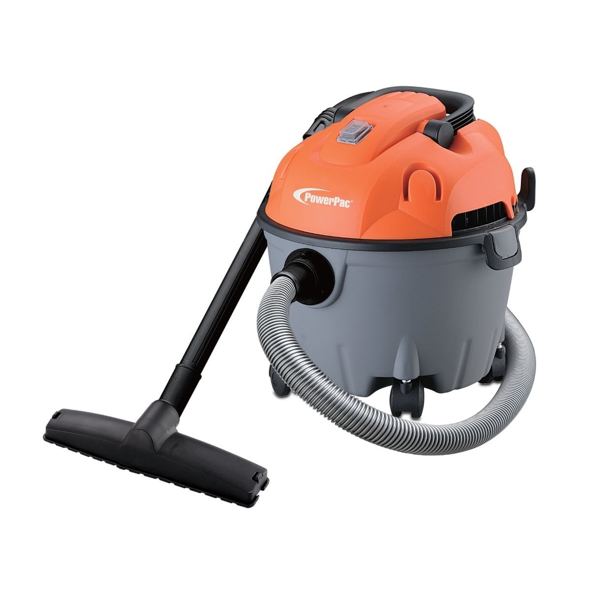 PowerPac Wet & Dry Vacuum Cleaner 1200 Watts (PPV1500)