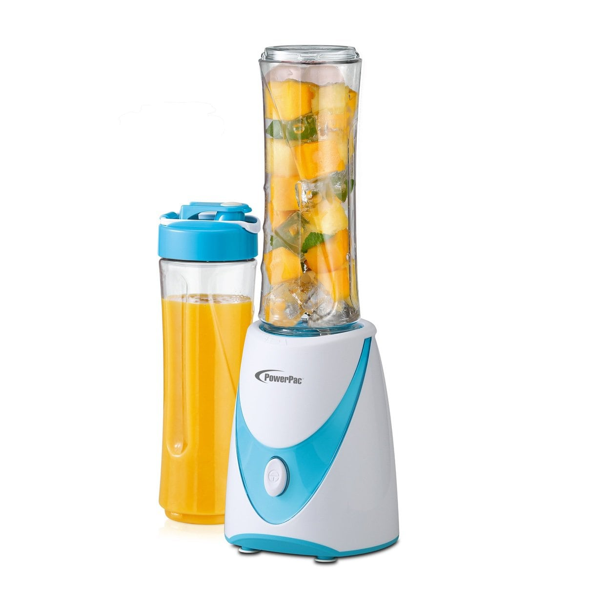 PowerPac Personal Juice Blender with 2X BPA Free Jugs (PPBL500)