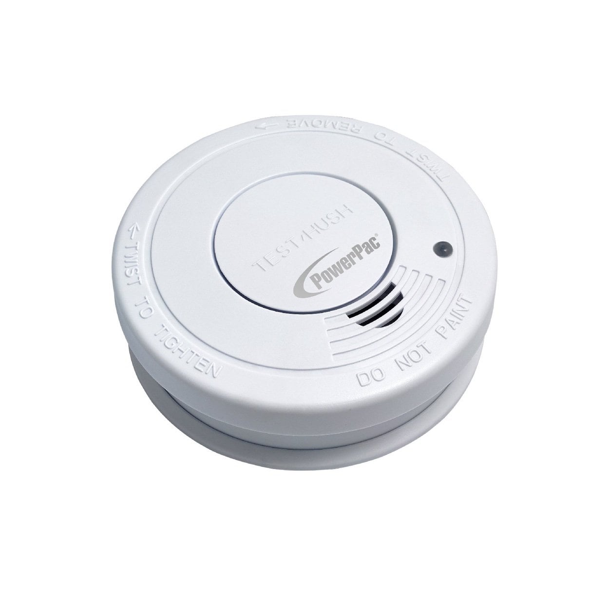 PowerPac Smoke Detector with HUSH function (PPSD127)