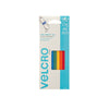 "Photo of Velcro Onewrap 8*1/2"" Multi Color 5Straps"