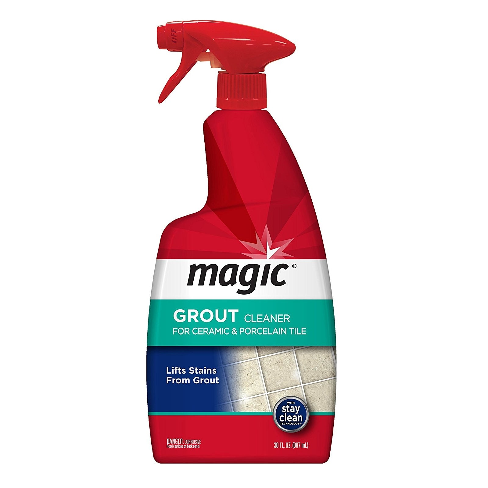 Magic 3052 Grout Cleaner For Ceramic Amp Procelain Tile