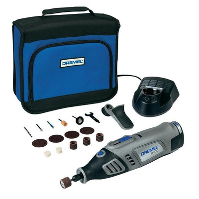 Photo of Dremel 8100-1/15 Cordless Rotary Tool Set