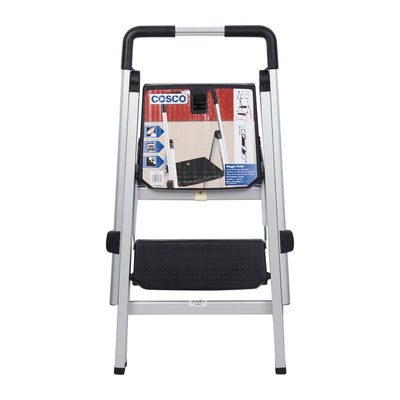 Cosco SL-5073 Magicfold 2-Step Aluminum Ladder