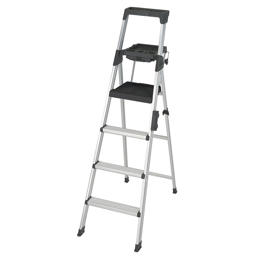Photo of Cosco SL-5074 Signature Series 4-Step Aluminum Ladder