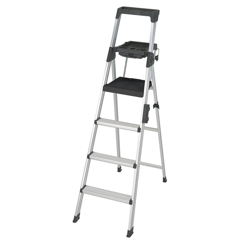 Cosco SL-5074 Signature Series 4-Step Aluminum Ladder