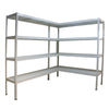 Photo of G-Link Boltless 4 Tier Shelf Unit (1220 * 610 * 1840 mm)