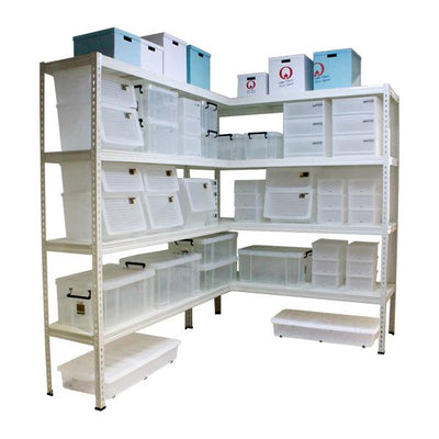 Reservation of Super Space Saving Boltless Rack