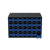 AKRO-MILS 19-Series Steel Cabinet with 28 Drawers