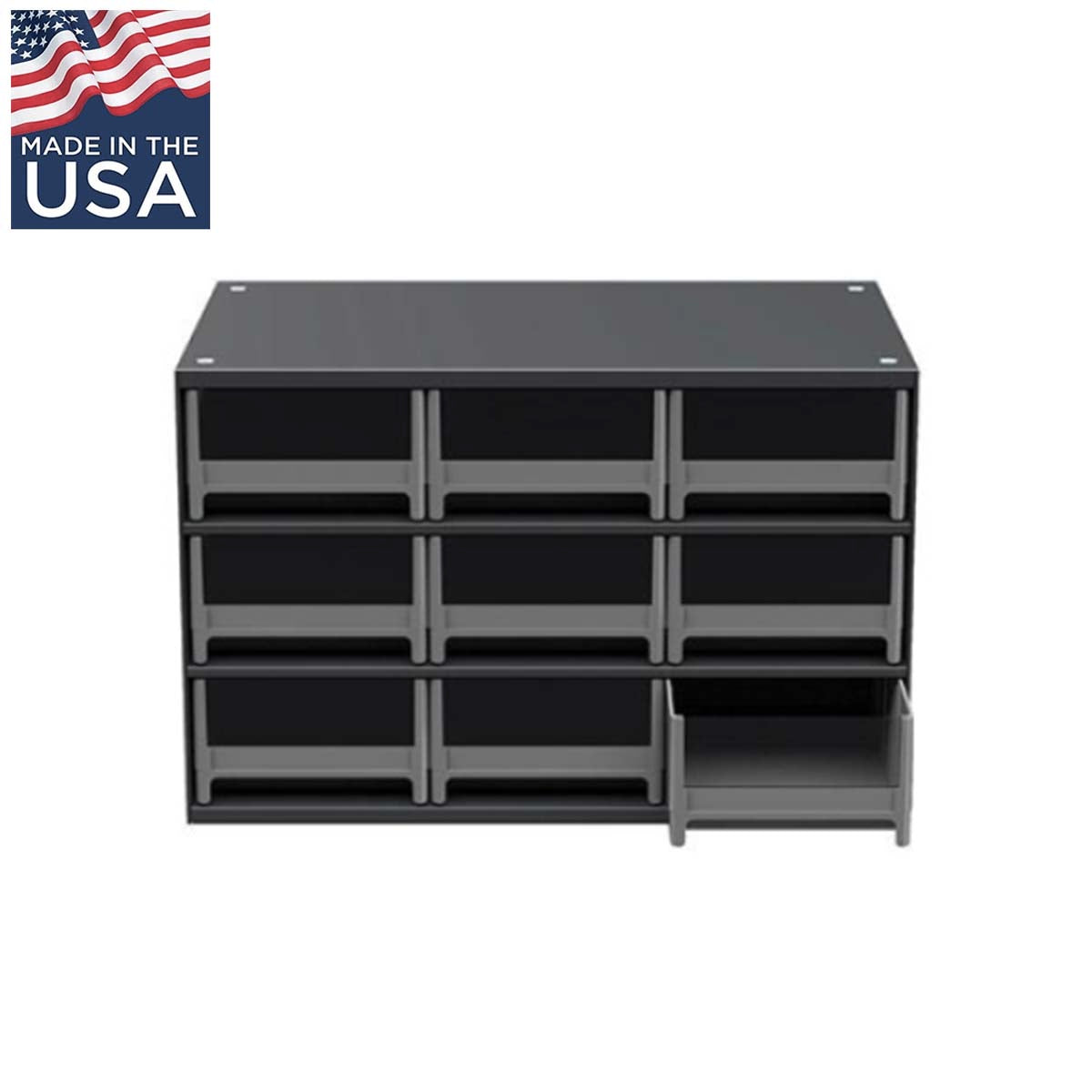 AKRO-MILS 19-Series Steel Cabinet with 9 Drawers