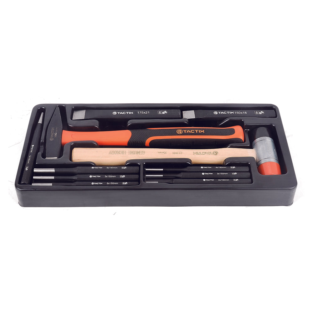 RENT - Tactix Tool Set (11Pcs)
