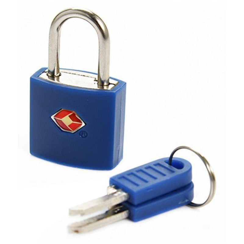 Travel Blue TSA Identi Lock - Spring Green/Skyblue