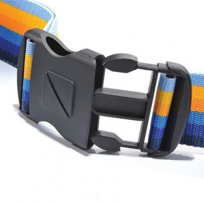 "Travel Blue Luggage Strap 2""- Multi Colour"