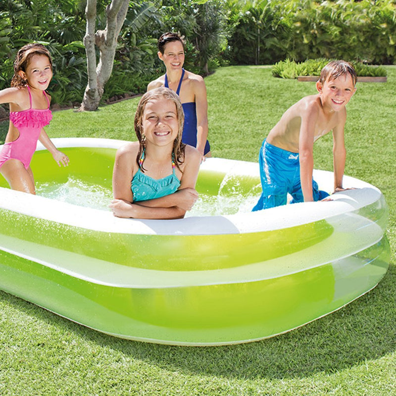 "Intex Swim Center Inflatable Family Pool 69""x103"""
