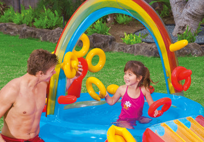 Intex Rainbow Ring Play Center