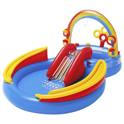 Photo of Intex Rainbow Ring Play Center