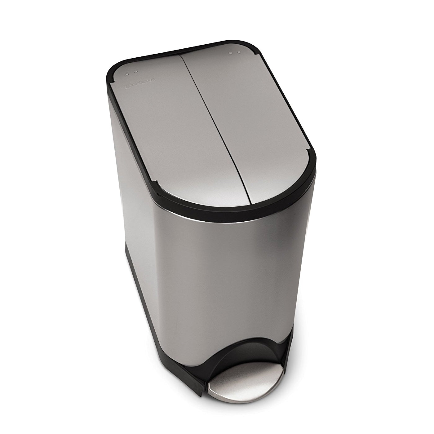 Photo of Simplehuman Butterfly Step Can 10L