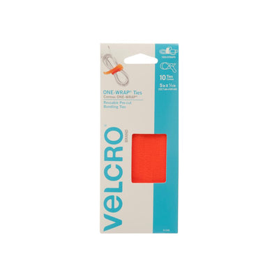 "Photo of Velcro Onewrap 10Straps 5X1/4"" (Various colours)"