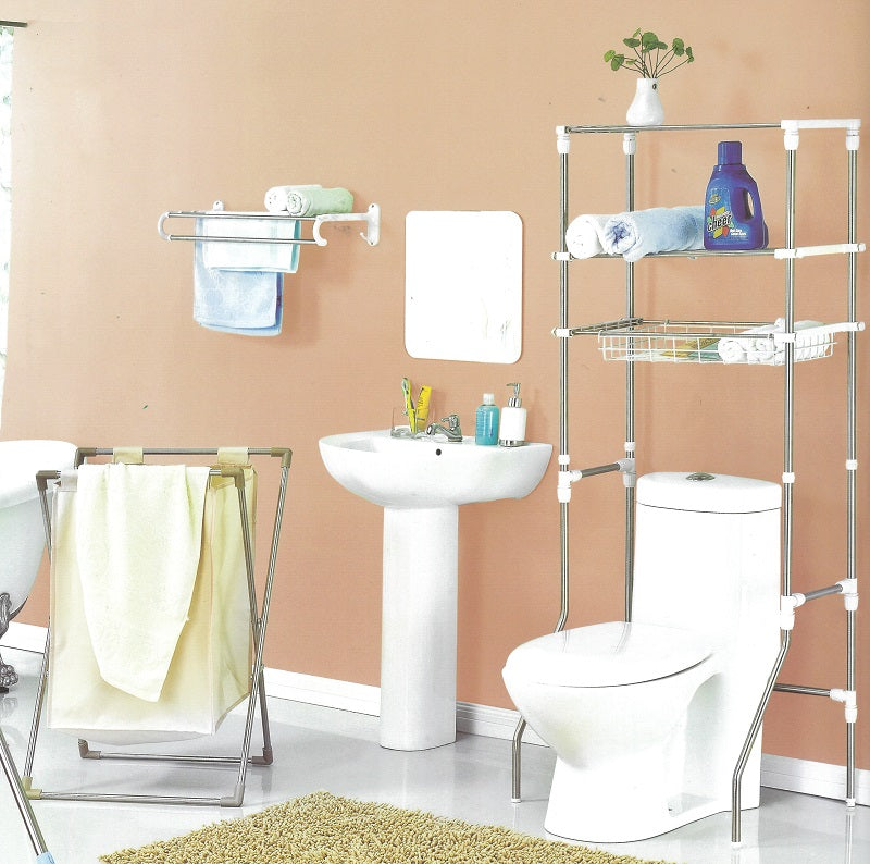 Maxplus Bathroom Space Saver Rack
