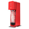Sodastream Source Red Sparkling Water Maker Plastic