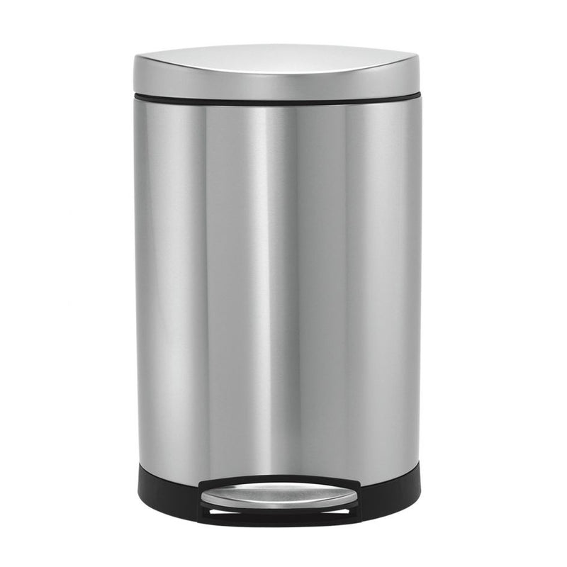 Photo of Simplehuman Semi-Round 10L Step Can