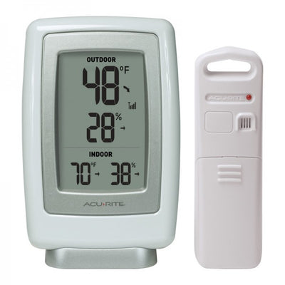 Photo of Acurite Wireless Thermometer w/Hygrometer