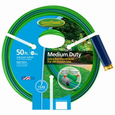 "Greenthumb Medium Duty Hose 5/8"" 50ft"