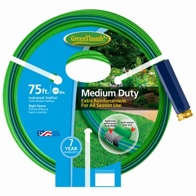 "Greenthumb Medium Duty Hose 5/8"" 75ft"