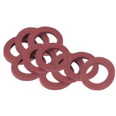 Greenthumb Rubber Hose Washer 10pc Red