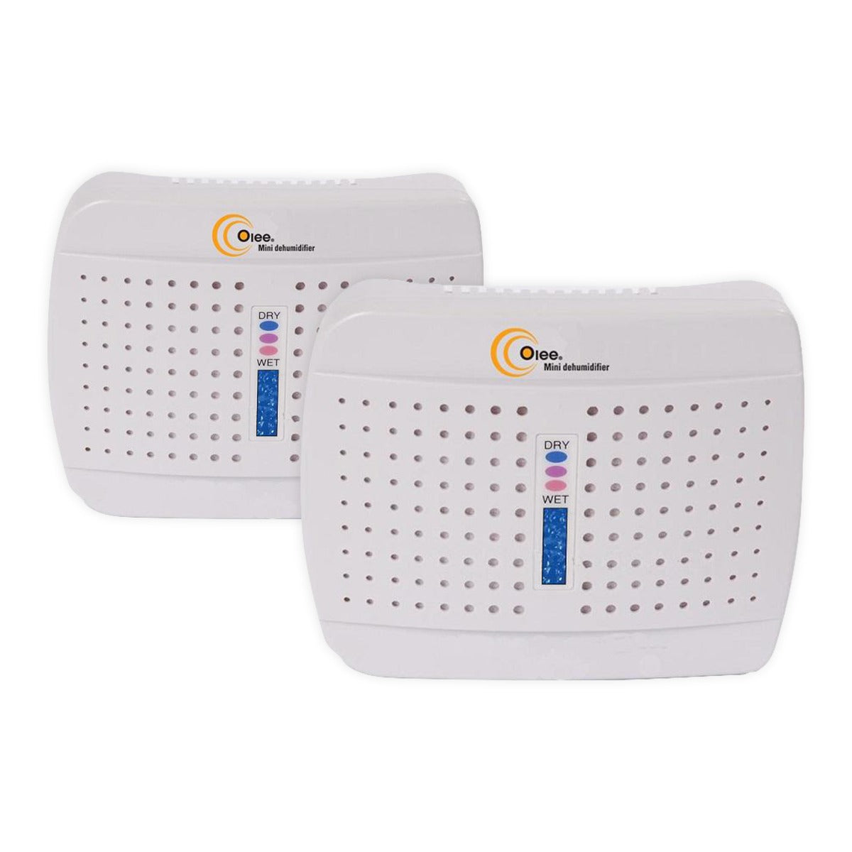 2 PACK - Olee Reusable Dehumidifiers