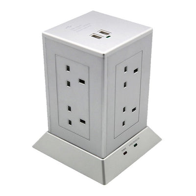 Photo of Soundteoh Ps-82 Tower Socket w/USB