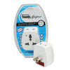 Photo of Soundteoh Travel Plug With Fuse 1Multi+2Pin