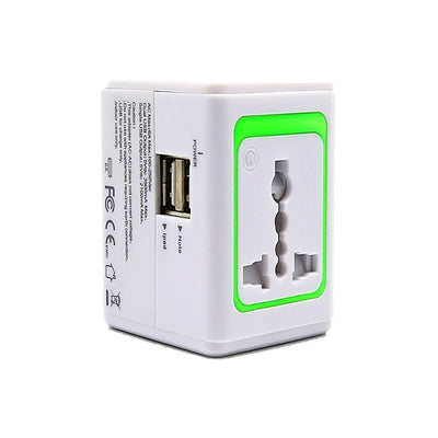Soundteoh Travel Adaptor w/USB 3.5A