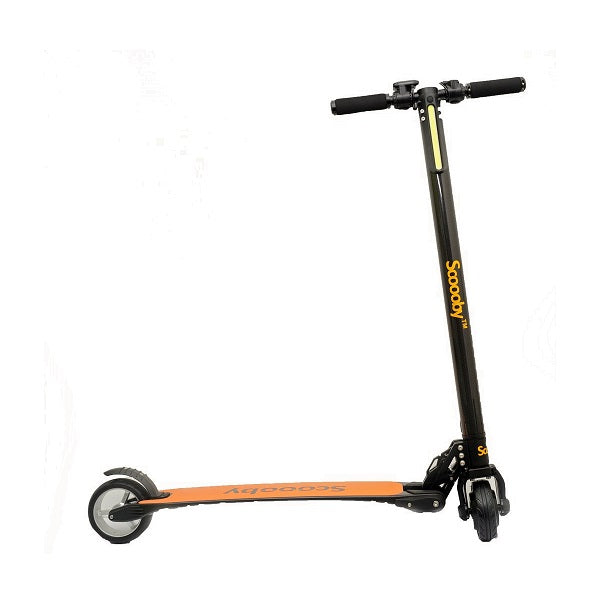 Scoooby Pure 2 Electric Scooter Black