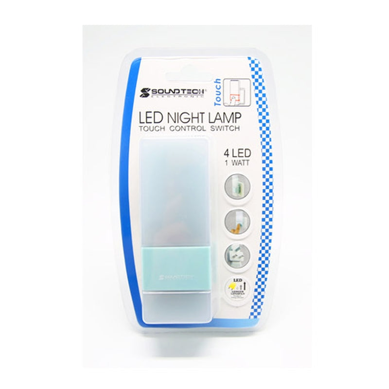Soundteoh LED Sensor Night Light