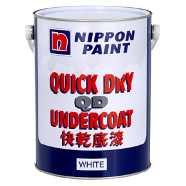 Nippon Quick Dry Undercoat White 13349 1L