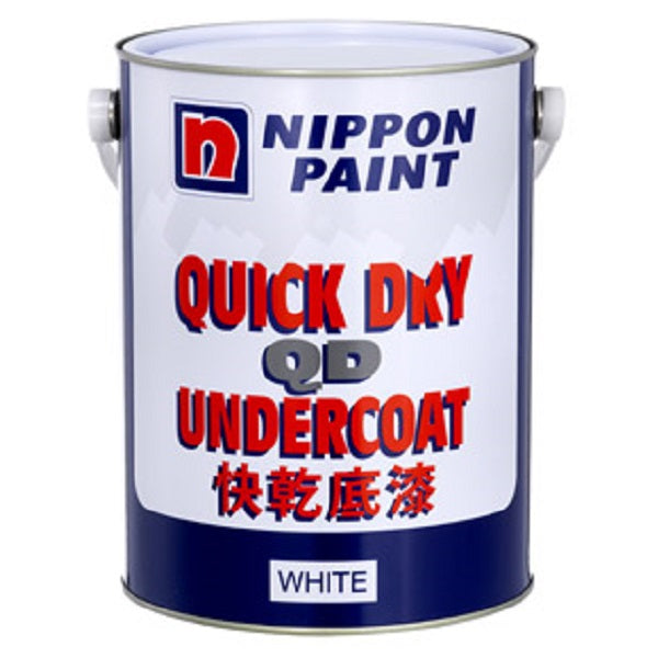 Nippon Quick Dry Undercoat White 10488 5L