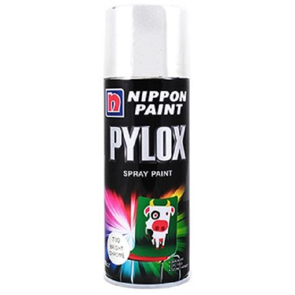 Nippon Pylox Spray Paint 02 White 400Cc